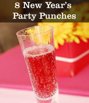 8 New Year's Party Punches