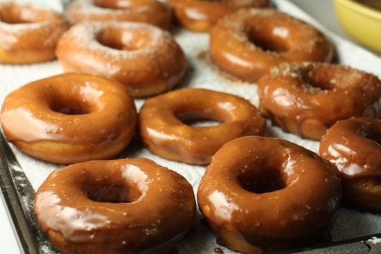 donuts glazed