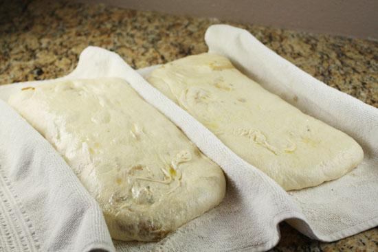 loaf formed