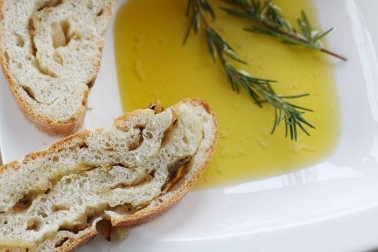 Caramelized Onion Ciabatta