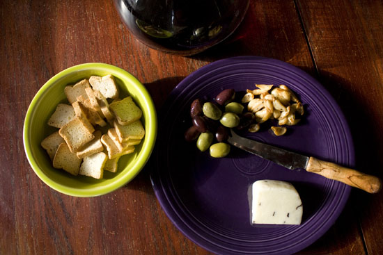 olive starter