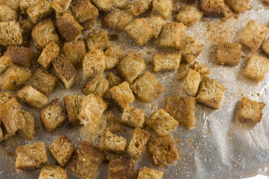 cinnamon - Cinnamon Crunch Croutons