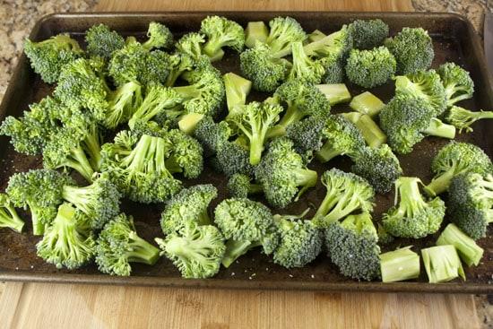 ready to roast - Broccoli Parmesan Soup