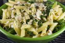 Kale Pasta recipe from Macheesmo