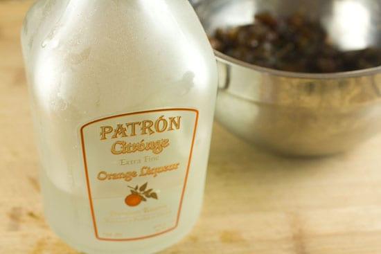 orange liqueur for Sweet Date Loaf