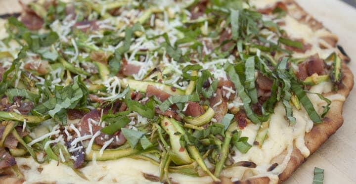 The Asparagus Pie