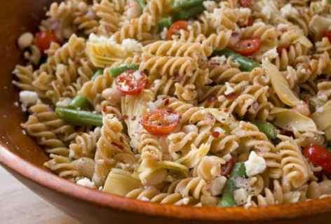 Spring Pasta Salad