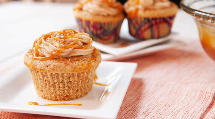churro cupcakes link