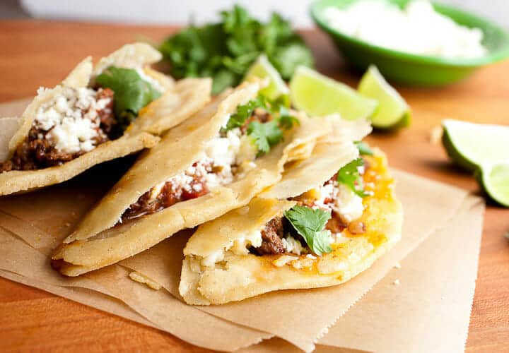 Fried Stuffed Tacos link