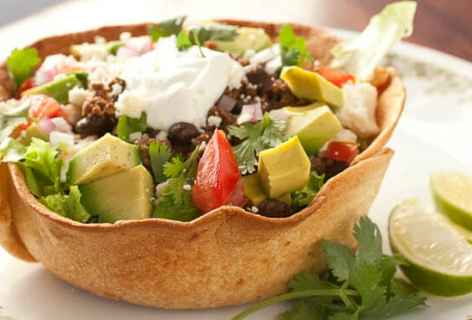 The Taco Bowl