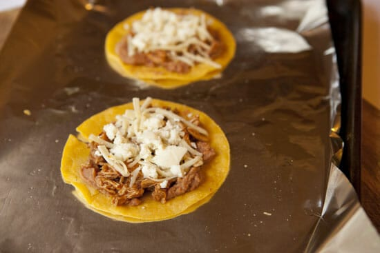 beans - Chicken Mexican Pizzas