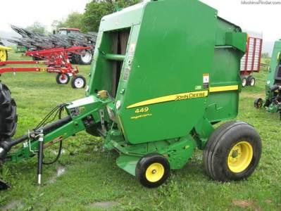 2013 John Deere 449 - Round Balers - John Deere MachineFinder