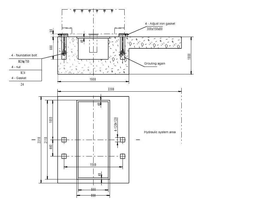 Four Column Hydraulic Press Operation Manual MachineMfg