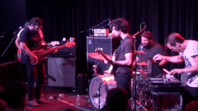 2016-09-21 DREAMDECAY at the Vera Project in Seattle, WA