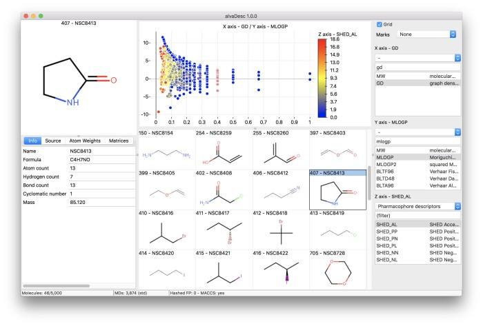 Mac OS X Applications A-C Macs in Chemistry