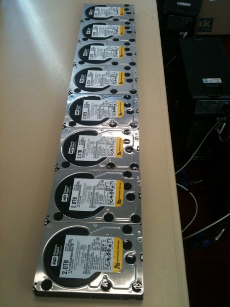 Disques dur Western Digital