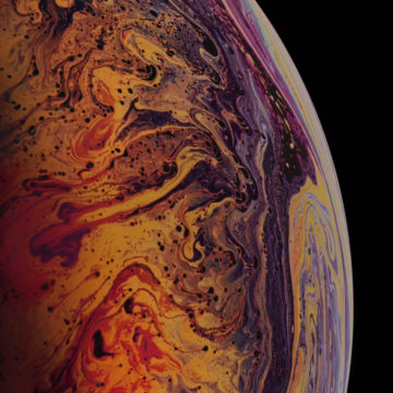 Iphone X Wallpaper 4k Live I Nuovi Sfondi Iphone Xs E Xs Max Fanno Sparire Il Notch