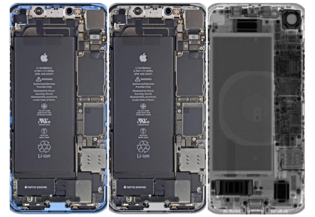 Ifixit Iphone X Wallpaper Gli Sfondi Iphone Xr Bucano Lo Schermo Per Mostrare L