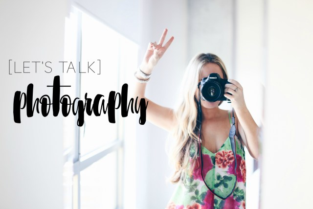 lets talk photography