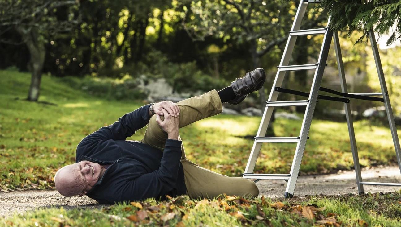 Man Falling Off Ladder Wwwtopsimagescom