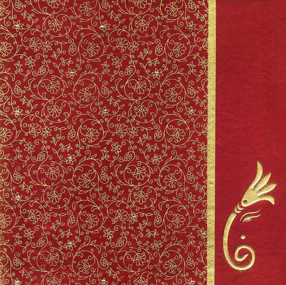 Indian Wedding Card Background Designs Invitation
