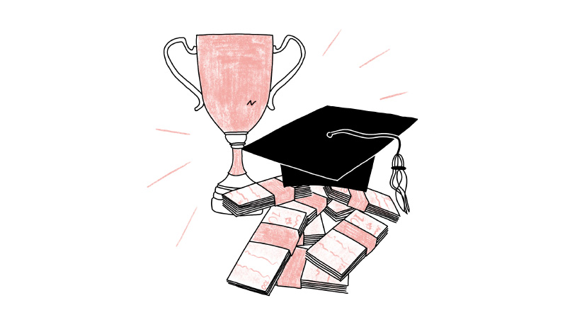 Six secrets to winning scholarships for your post-secondary education