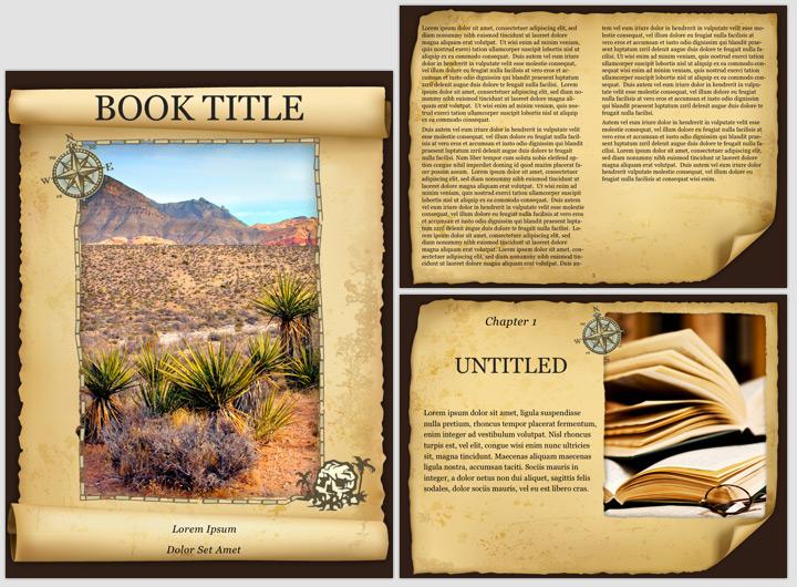 E-book Templates for Apple\u0027s iBooks Author!