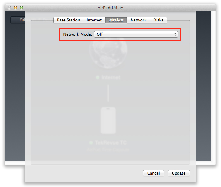 How to Add a Time Capsule or AirPort Extreme to an Existing Network