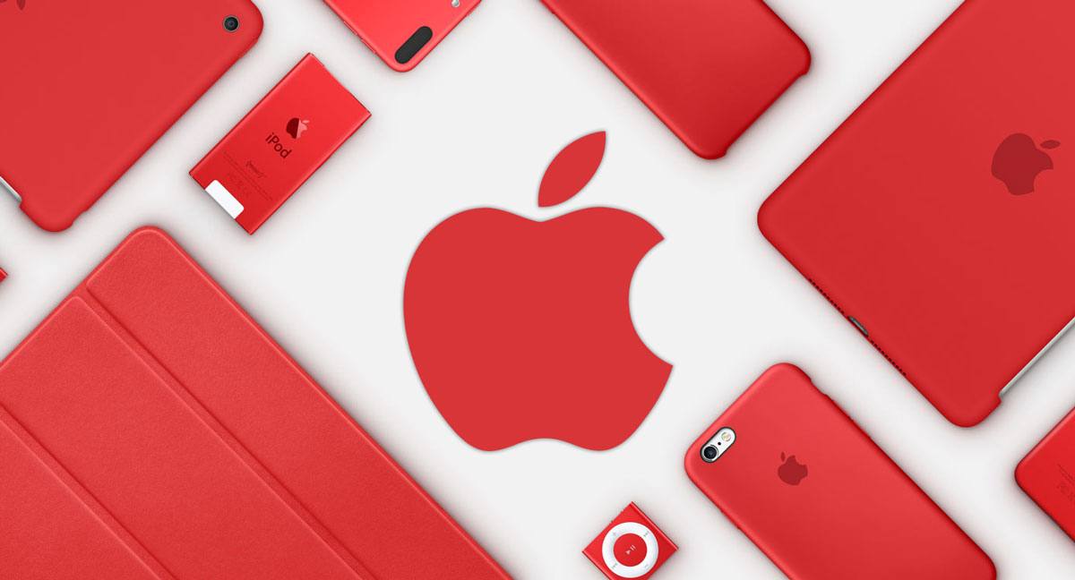 Iphone Product Red Wallpaper Apple Celebrates 10 Years Of Product Red With Exclusive Games