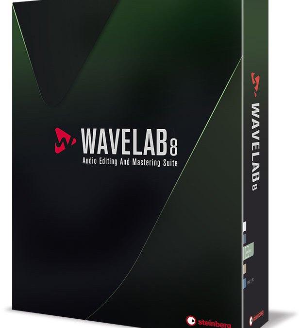 Steinberg Announces WaveLab 8 Audio Editor