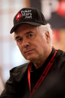 Tom McEvoy Poker