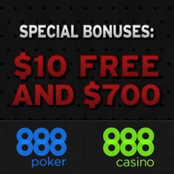 888 Poker and Casino
