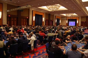 Live Poker Tournament