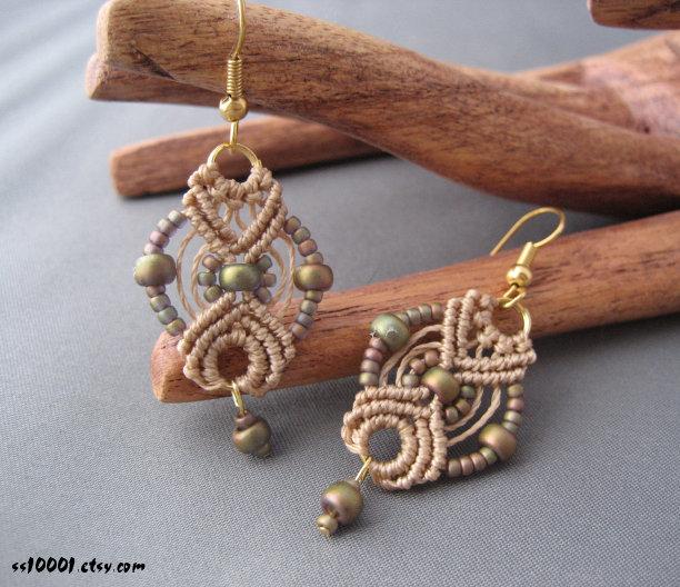 Macrame Jewelry Patterns My Patterns