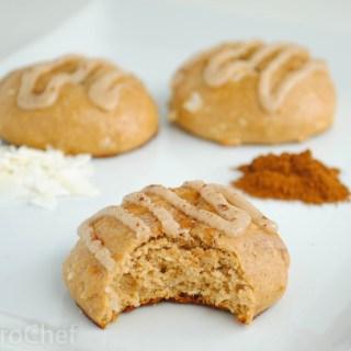 Cinnamon Coconut Protein Cookies