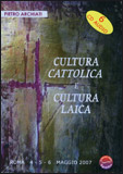 Cultura Cattolica e Cultura Laica - 6 CD Audio
