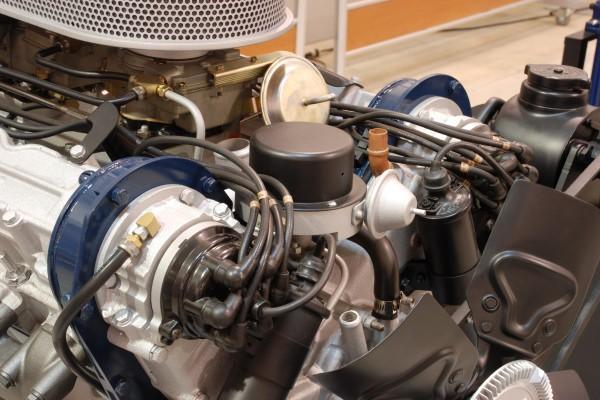 Cadillac V12 RH distributor