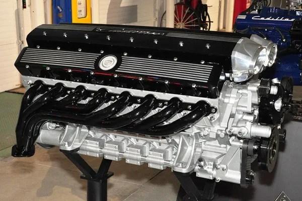 2002 Cadillac V16 experimental RF