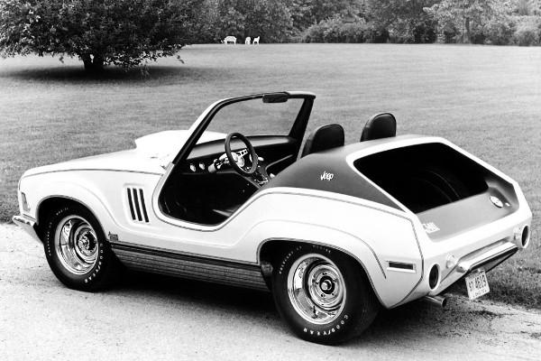 1970 Jeep XJ001 Concept