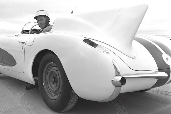 1956 Corvette SR2