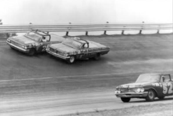 1962 Rebel 300 Ford and Pontiac