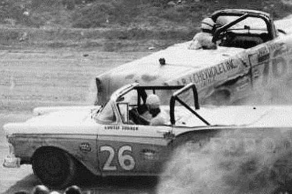 Curtis Turner 26 1957 Ford