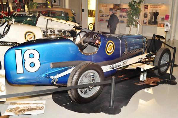 1932 Studebaker Indianapolis Special no. 18