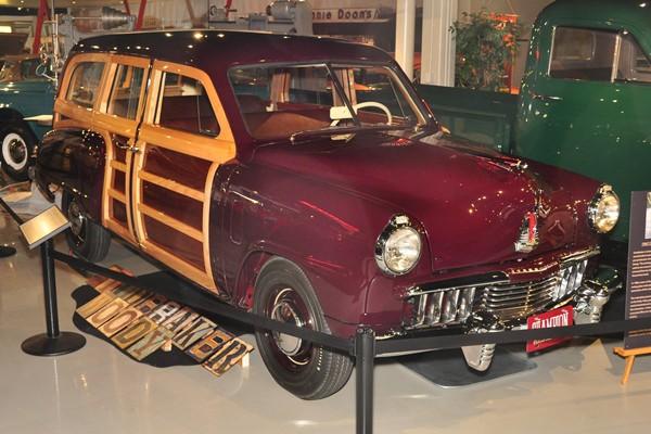 1947 Studebaker Champion Station Wagon