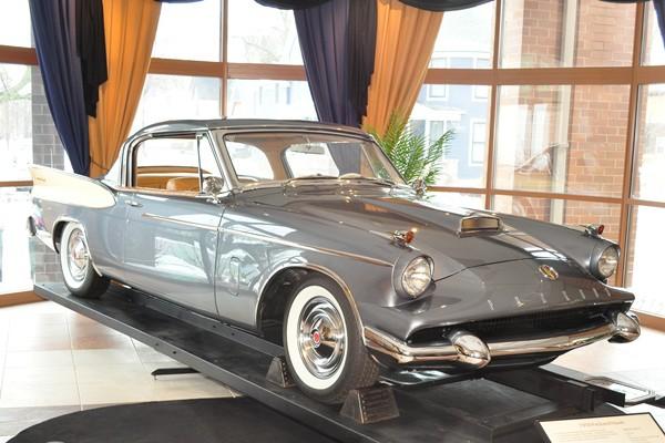 1958 Packard Hawk RF