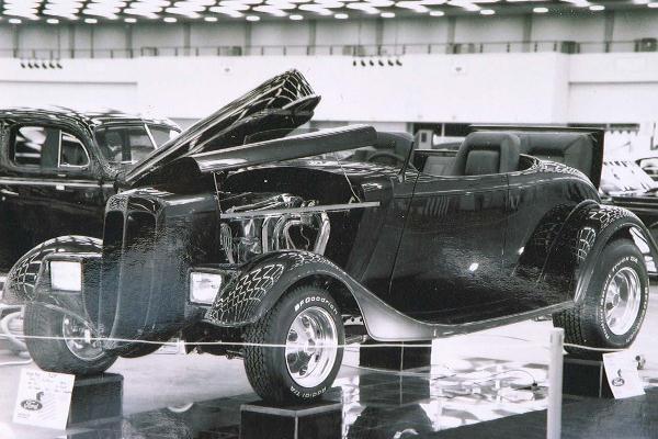 1987 John Kolbusz 1934 Ford Roadster