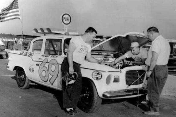 1960 Studebaker Harold Smith