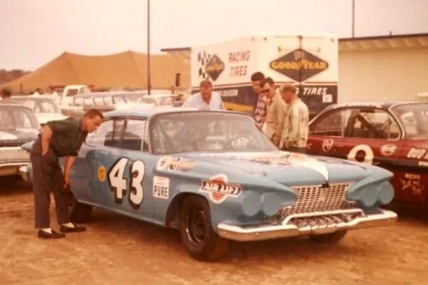 1961 Plymouth Richard Petty