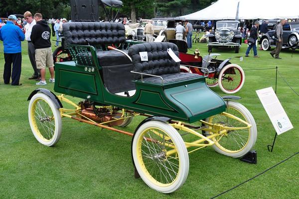 1903 Stanley Steamer Stick Seat Runabout Mark Turner
