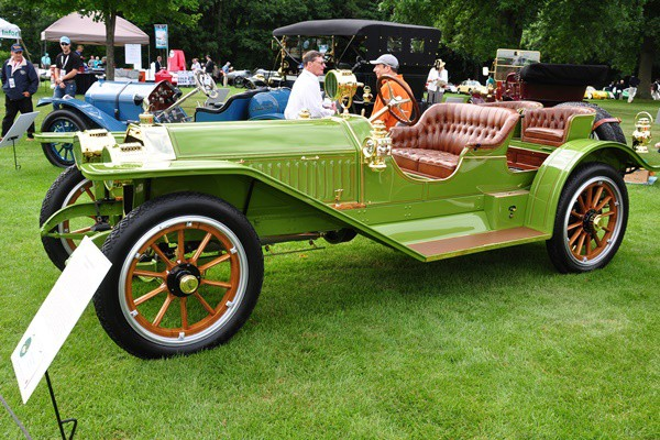 1909 Peerless Model 25 Raceabout Done Eller LS
